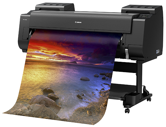 Canon photographic printer in Nottinfham